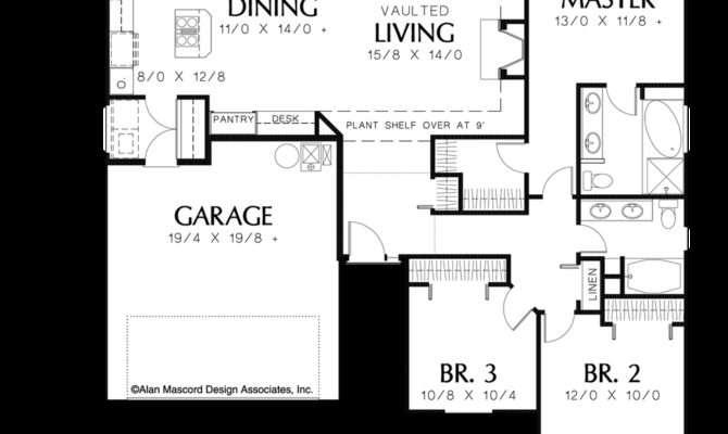 Unique House Plans Mascord