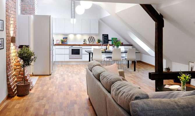 Unique Loft Apartment Sweden Idesignarch Interior Design
