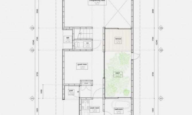 Unique Minimalist House Metal Exterior Complex