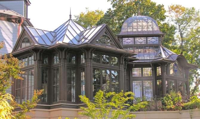 Unique Orchid House Greenhouse Both Designed