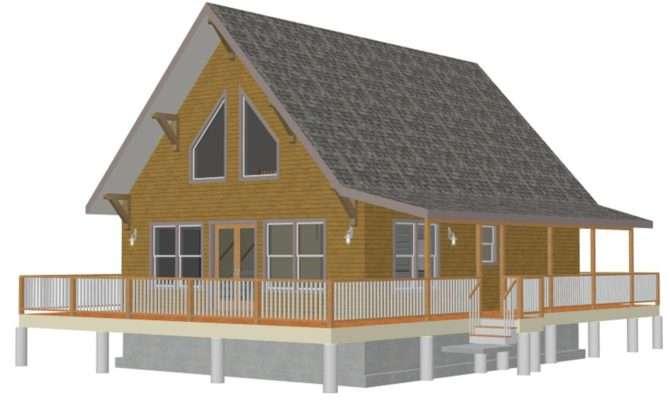 Unique Small Chalet House Plans Cabin
