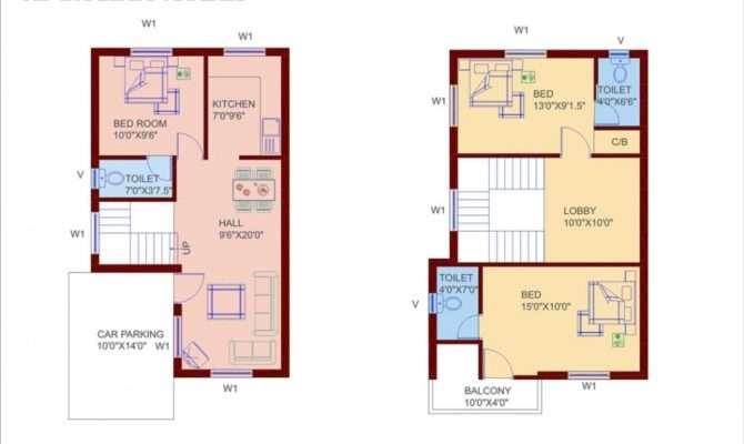 Unique Small Duplex House Plans