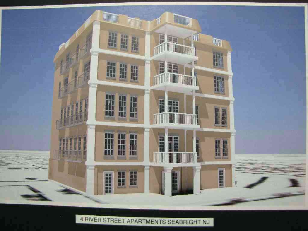 Unit Apartment Building Plans Kampot