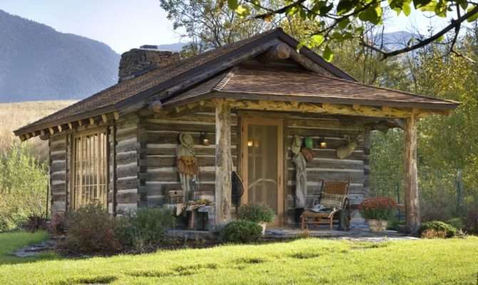 Unpolished Life Amazing Natural Rustic Cabins