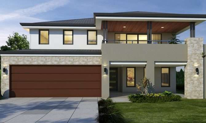 Upside Down Home Plans Design Style