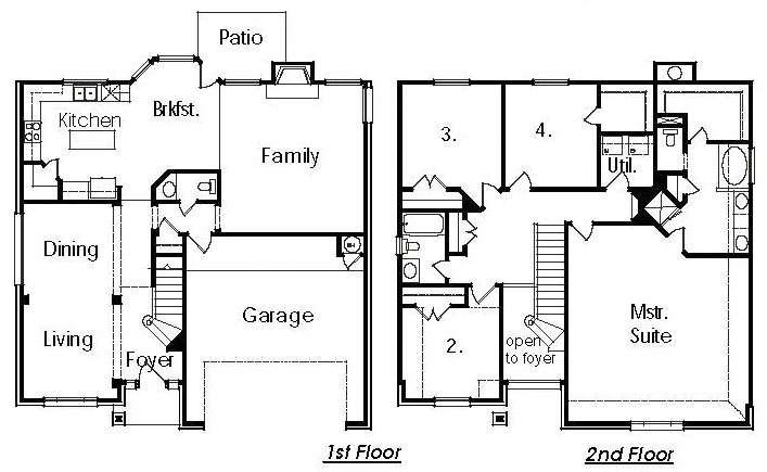 Upstair House Plans Upstairs Master Bedroom