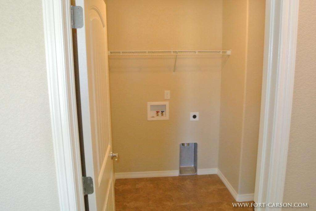 Upstairs Laundry Room Rockwell
