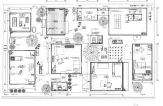 Uytk Sanaa Moriyama House Plan Openbuildings