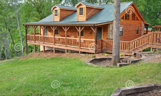 Vacation Home Plans Porches Cottage House
