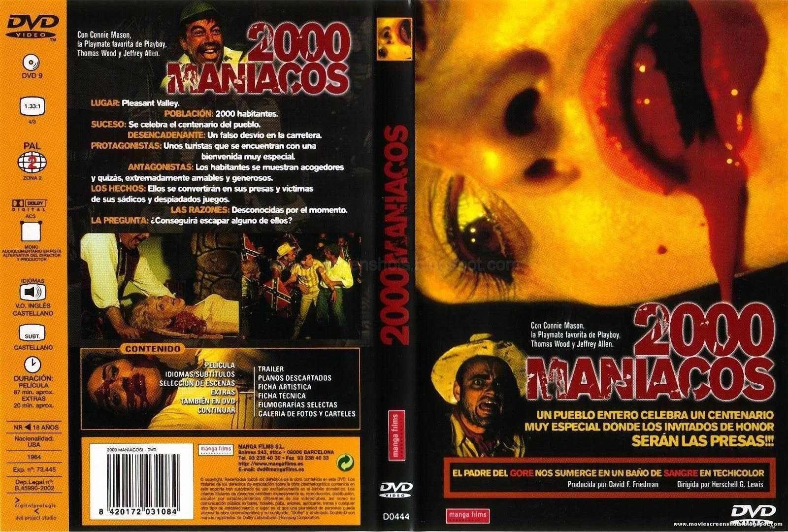 Vagebond Movie Screenshots Two Thousand Maniacs