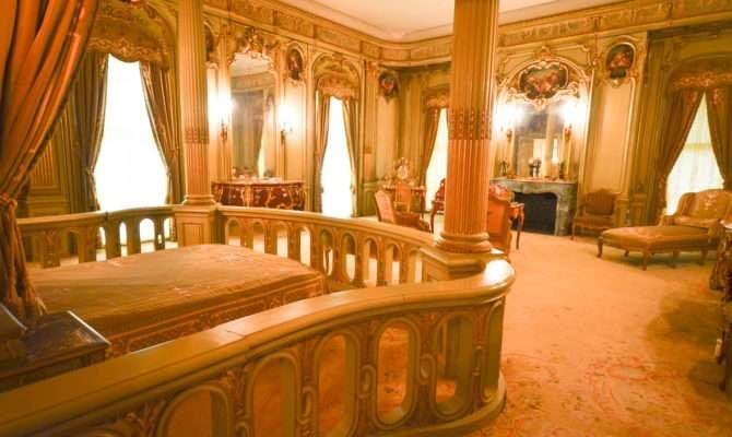 Vanderbilt Mansion Bedroom Hyde Park Albany