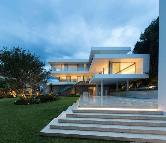 Vaucluse Residence Viii Modern Exterior Sydney