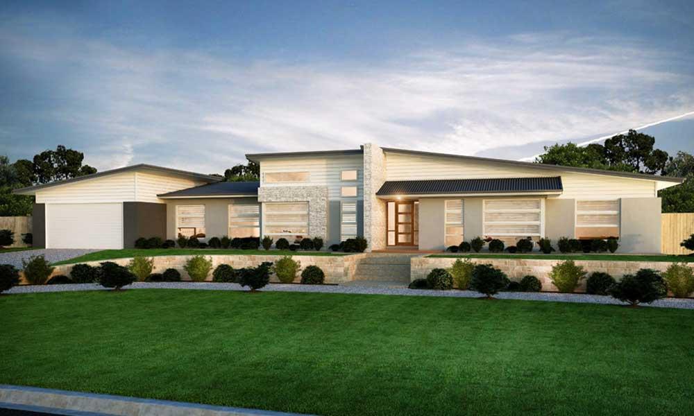 Vermilion Bed Acreage Home Design Stroud Homes