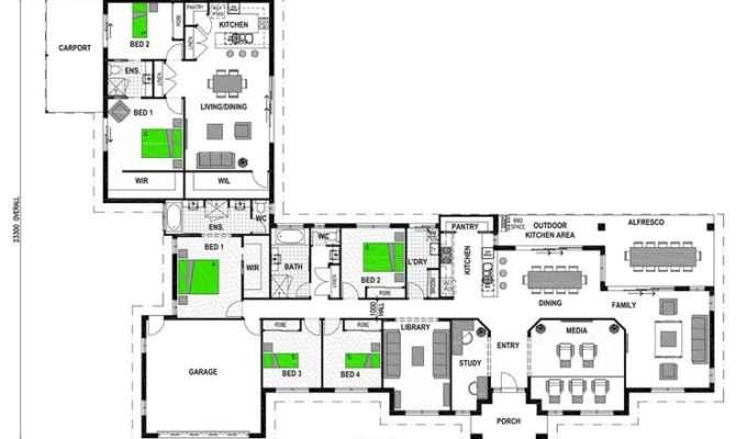 Vermilion Bedroom Granny Flat Law Suite Plans