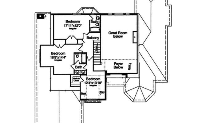 Vernon Traditional Home Plan House Plans
