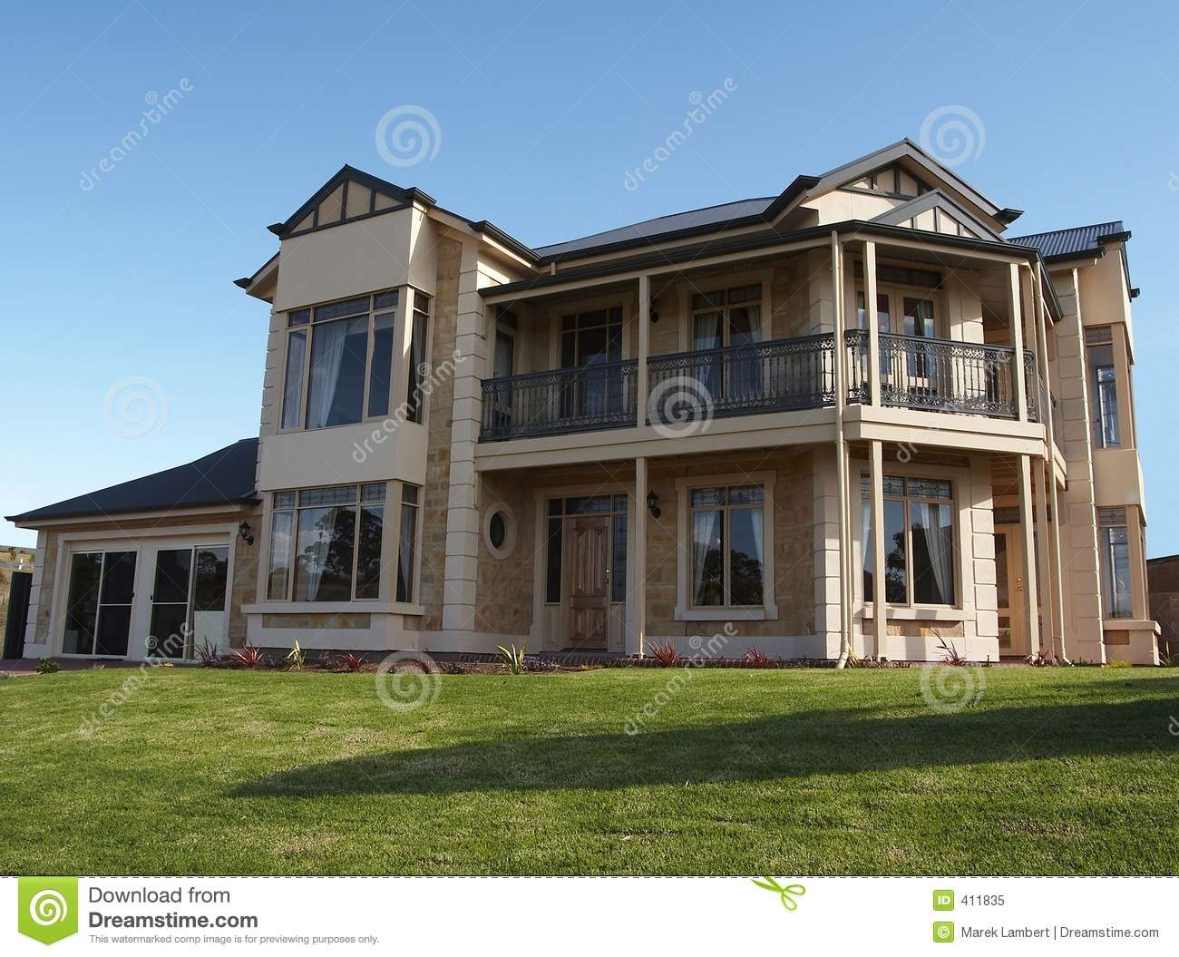 Very Big Storey House