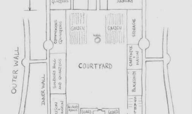 Very Popular Castle Floor Plans Learn All