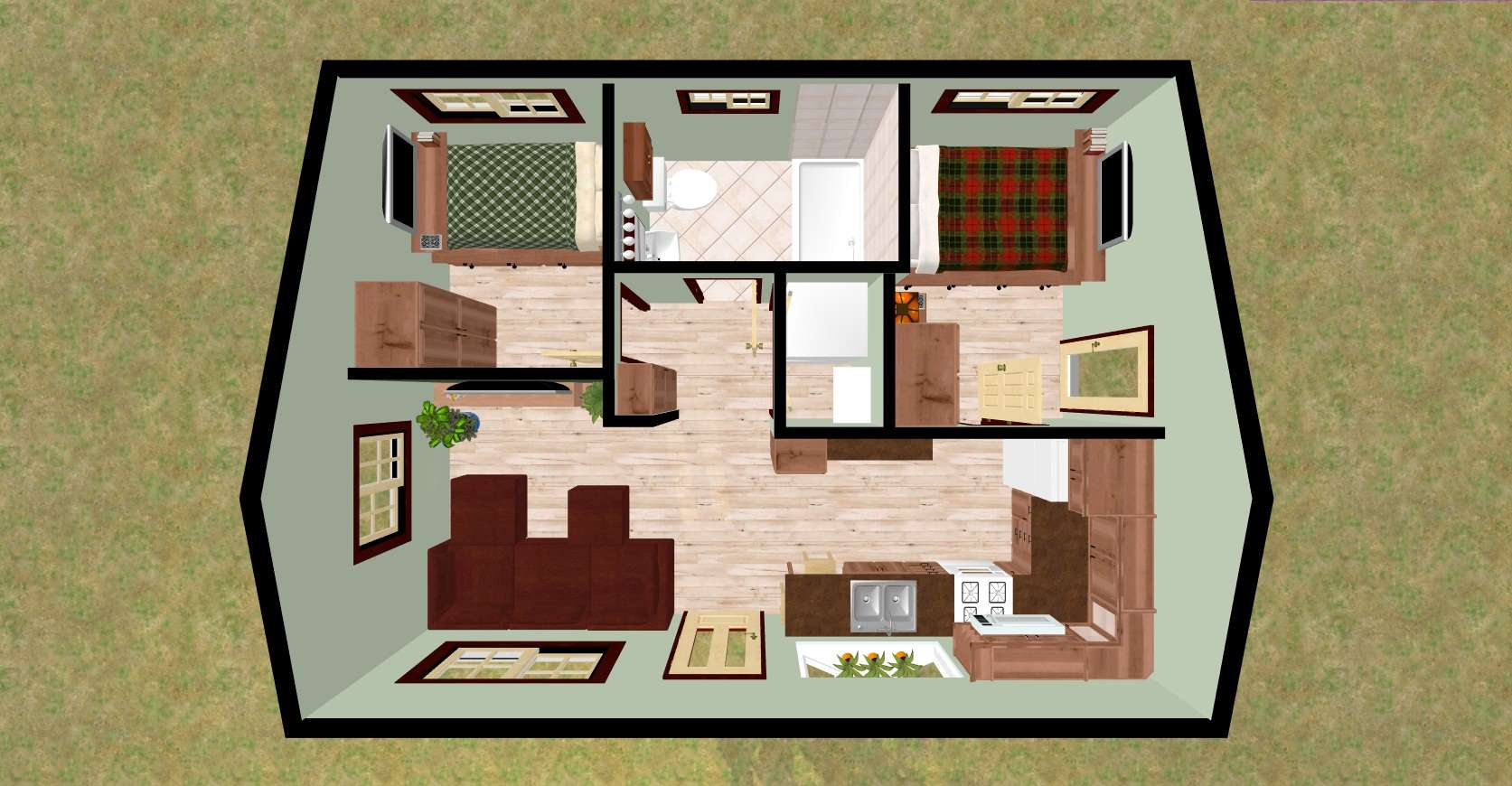 Very Small House Plans Htjvj