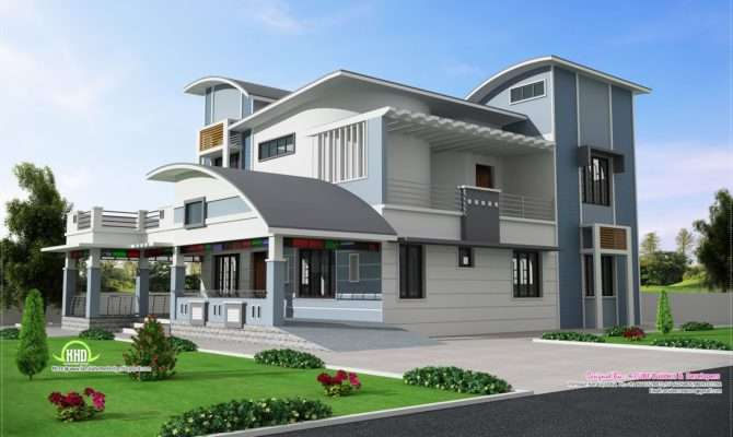 Very Unique House Plans Design