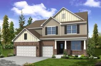 Victoria New Home Features Plainfield Pulte Builders