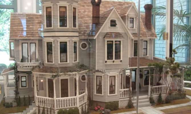 Victorian Dollhouses Pinterest