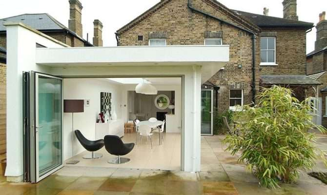 Victorian Double Fronted House Design Bromley London