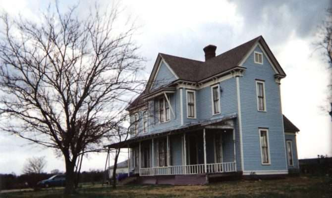 Victorian Farmhouse House Plans