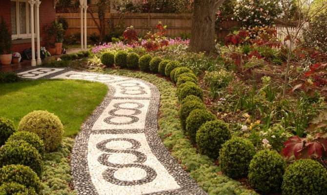 Victorian Garden Design Gardens