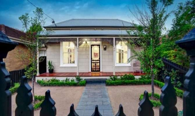 Victorian Home Double Fronted Decor Ideas Pinterest