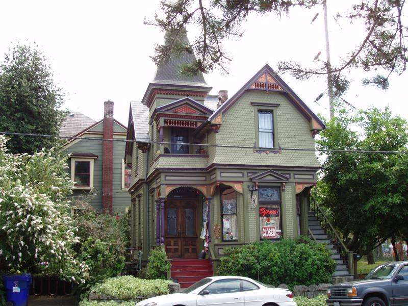 Victorian Homes Exterior Old Home