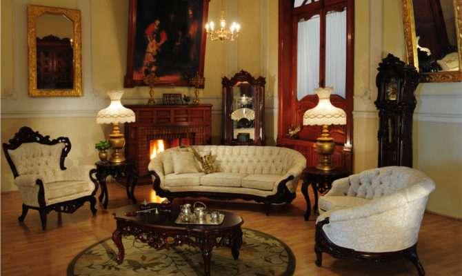 Victorian House Living Room Ideas Decor Style Design