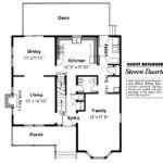 Victorian House Plans Astoria Associated Designs