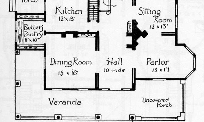 Victorian House Plans Decoration