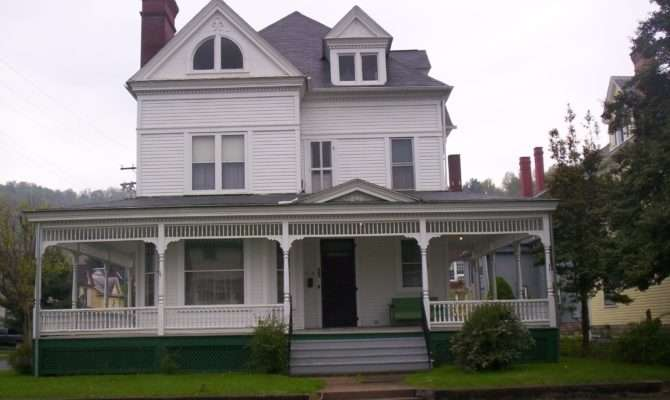 Victorian House Siding Old Houses Pinterest