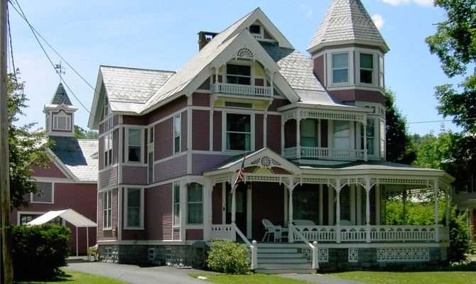 Victorian Houses Exterior Pinterest
