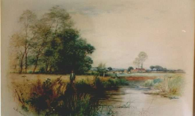 Victorian Landscape Paintings Web Search
