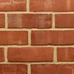 Victorian Orange Wirecut Imperial Handmade Bricks