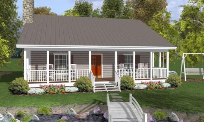 Victorian Ranch House Plans Set Style Design