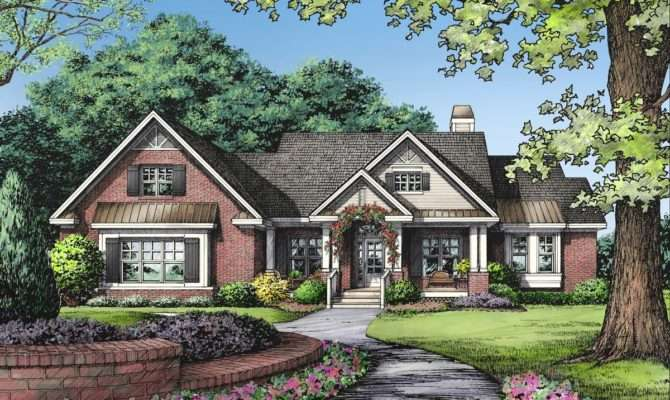 Victorian Ranch House Plans