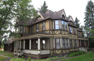 Victorian Stick Style House Historic Colors