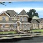 Victorian Style House Plans Square Foot Home