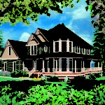 Victorian Wrap Around Porch Maverick Custom Homes