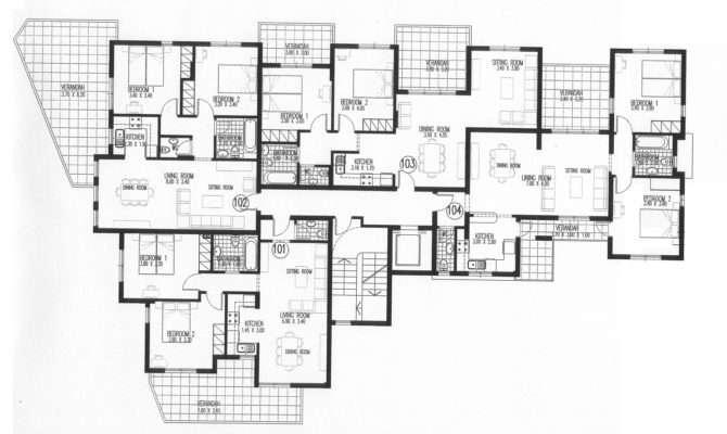 Villa House Plans Modern