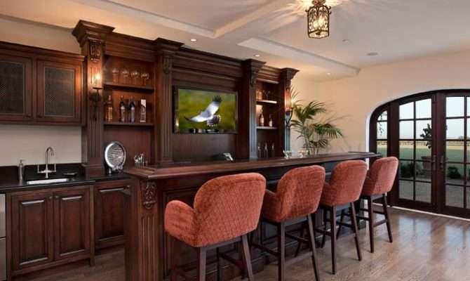 Villa Sevillano Bar Recreation Room