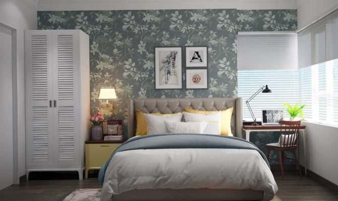 Vintage Bedroom Design Style Fancy Furniture