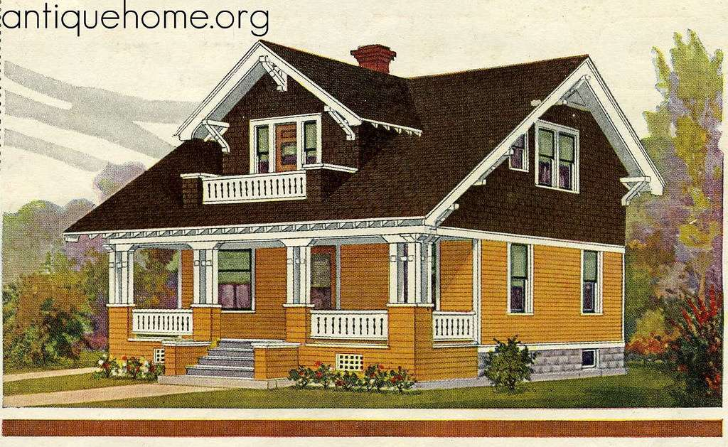 Vintage Bungalow House Plans Modern Design Kitchen