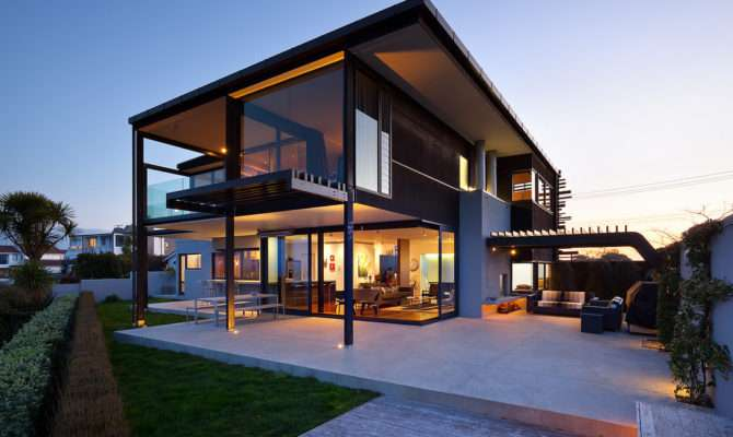 Visual Feast Sleek Home Design