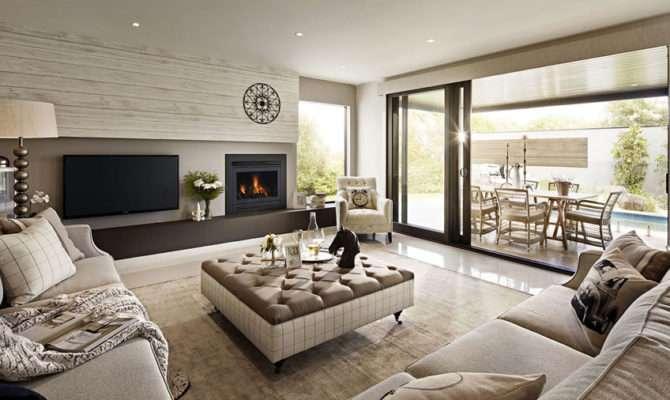 Visualization House Cream Color Interior Greenvale