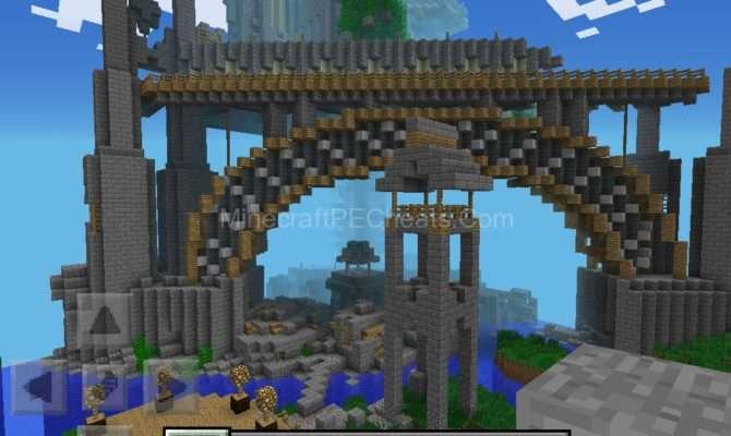 Vorpal City Best Map Ever Minecraft Pocket Edition