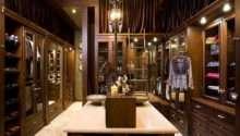 Walk Closet Large Luxury Modern